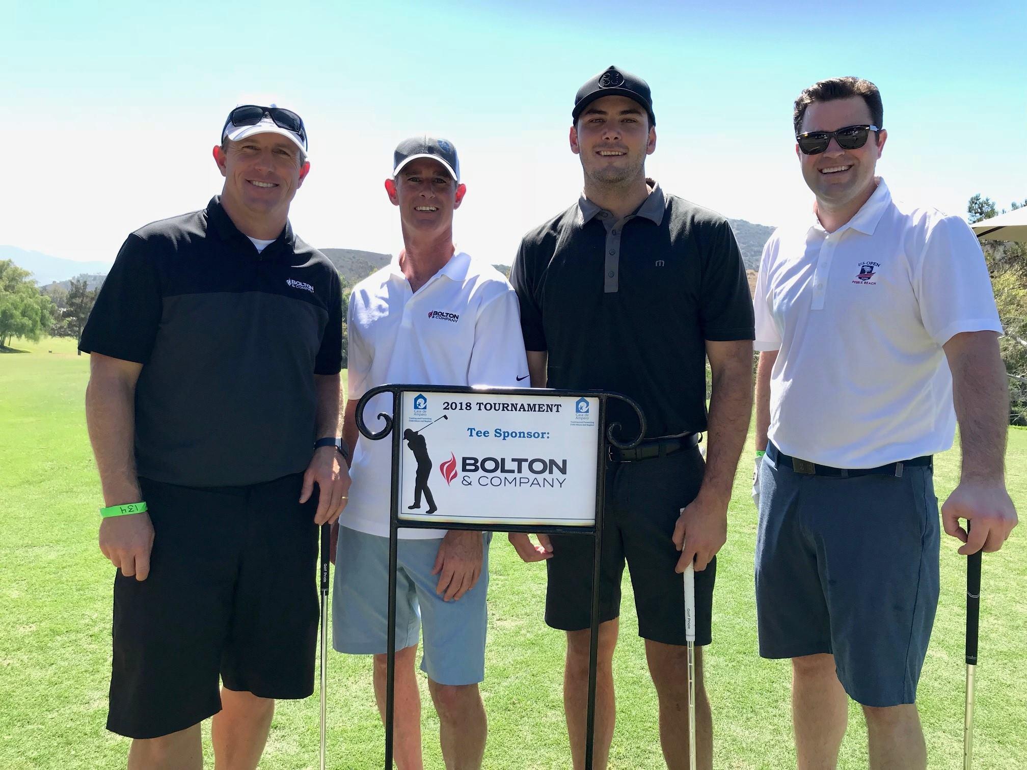 FORE The Casa Kids Golf Tournament